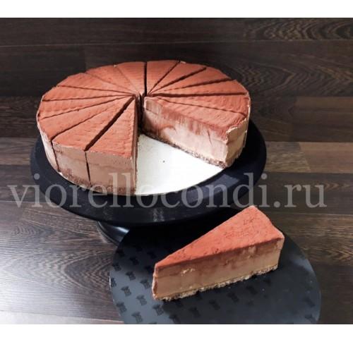 десерт Дольче нотте  трюфельный торт